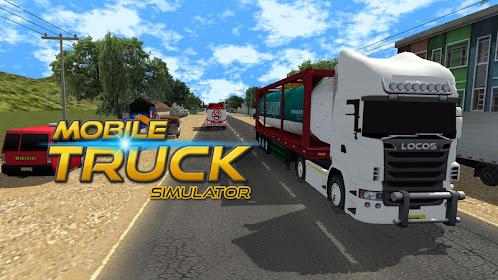 Mobile Bus Simulator Mod