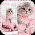かわいいキティー・キャットテーマ Cute Kitty Cat icon