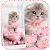 Pink Cute Kitty Cat Theme file APK for Gaming PC/PS3/PS4 Smart TV