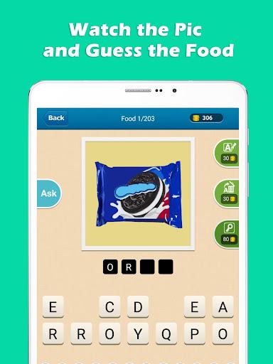 Hi Guess the Food 4.0.1 screenshots 6