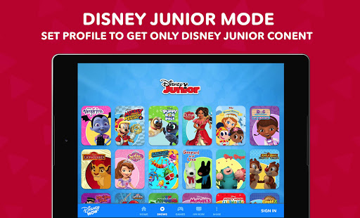 DisneyNOW u2013 TV Shows & Games 4.2.15.325 screenshots 12