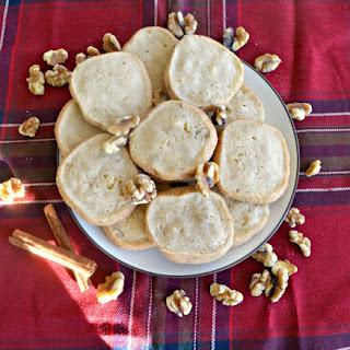 Cinnamon Walnut Icebox Cookies Recipe