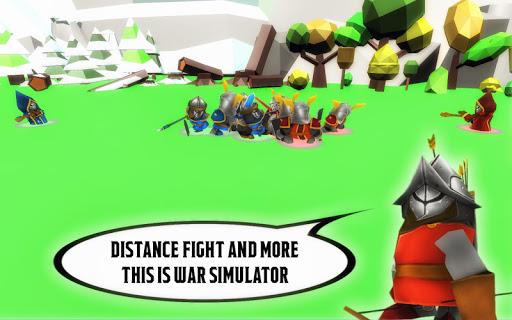 Simulador de batalha épico tático