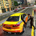 Pro TAXI Driver Crazy Car Rush : Driving Simulator icon