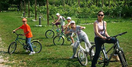 Photo: Giro in bici nel Podere e nei dintorni