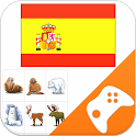 Spanish Game: Word Game, Vocabulary Game icon