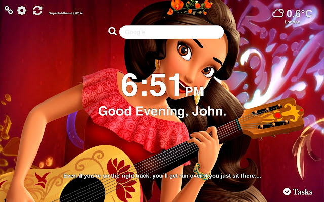 Elena of Avalor Wallpapers HD New Tab