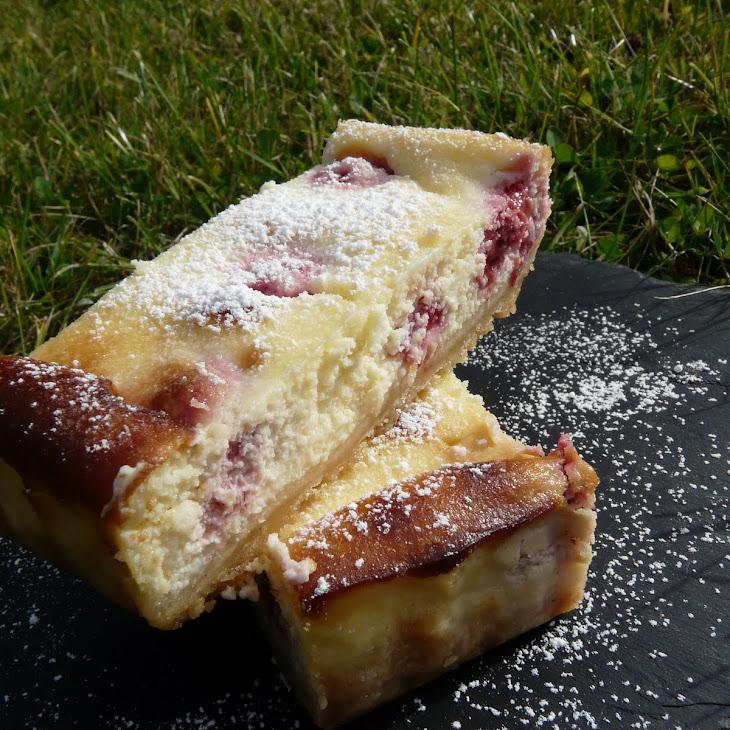 Raspberry and Ricotta Tart Recipe