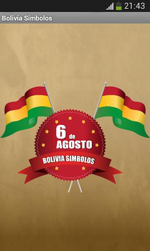 Bolivia-Simbolos