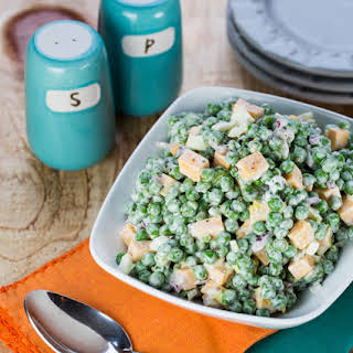 Pea Salad With Cheese Recipes.