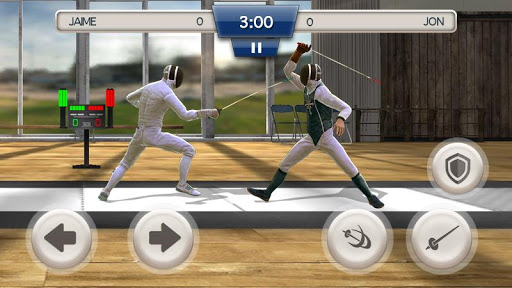 Fencing Swordplay 3D for PC