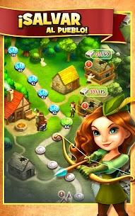 Robin Hood Legends – Un Juego de Puzzles Merge 3 8