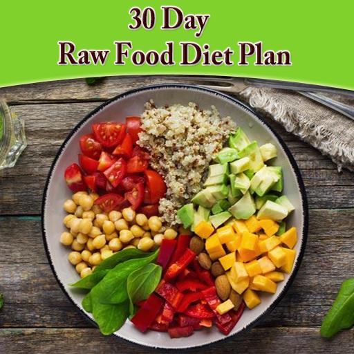 all raw diet plan