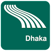 Dhaka Map offline