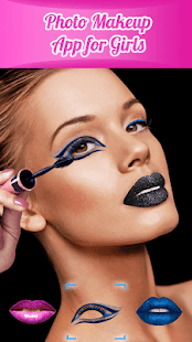 Photo Makeup App for Girls - náhled