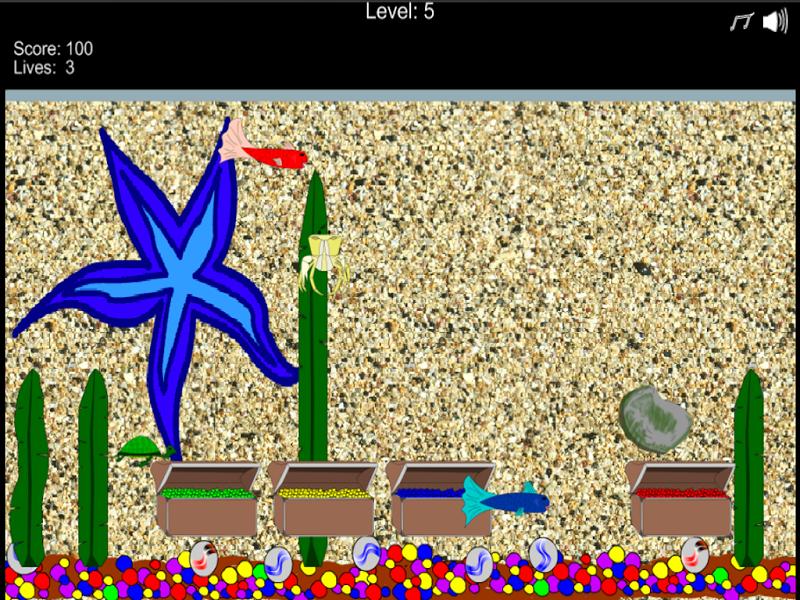 Скриншот Sea Blurp