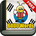Learn Korean - 6000 Words - FunEasyLearn icon