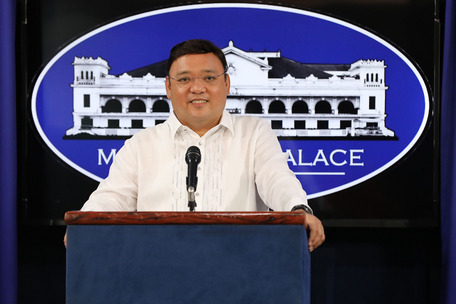 Harry Roque just chose the topic for the proposed debate with retired Supreme Court Justice Antonio Carpio