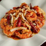 General Tso Shrimps