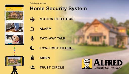 Alfred Home Security Camera 3.15.1 (build 1678) screenshots 9