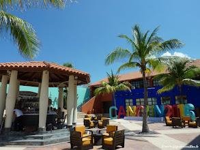 Photo: #019-Le bar Soluna du Club Med Cancún Yucatán.