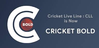 Cricket Bold : Cricket Live Line CLL - Android app on AppBrain