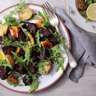 Orange & Fennel-Roasted Beetroot