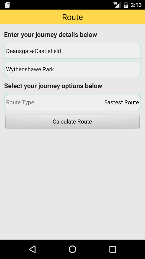 Manchester Metrolink- screenshot