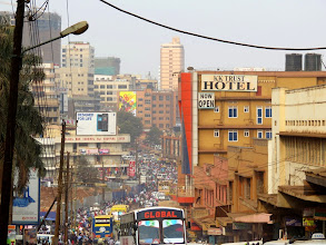 Photo: Kampala - Luwum St