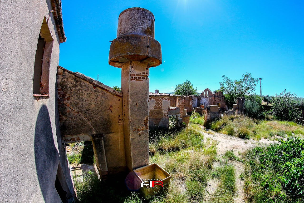 poblado abandonado