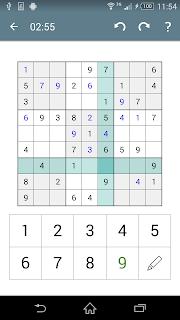 Sudoku screenshot 04