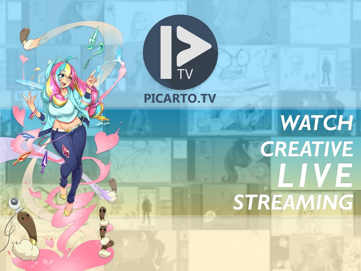 Picarto.TV – Screenshot