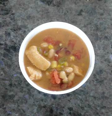 Grandson's Chicken Taco Soup