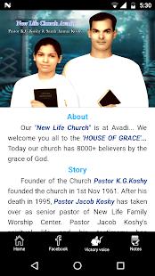 New Life Family Worship centre - Avadi - náhled