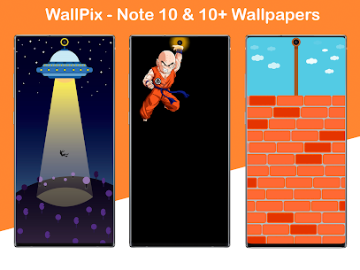 WallPix – Note10 punch hole 4K HD  Wallpapers App Download 1