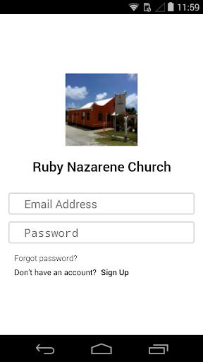 Ruby Nazarene Church
