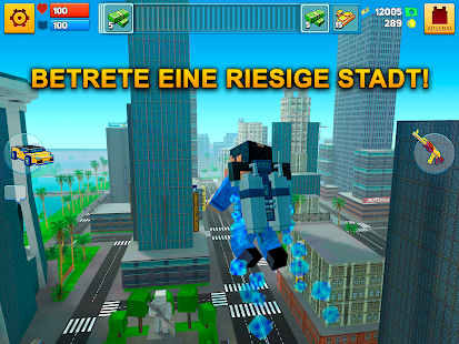 Block City Wars: Pixel Shooter with Battle Royale Screenshot