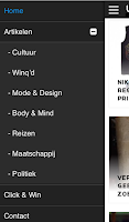 Screenshot of Winq Nederland