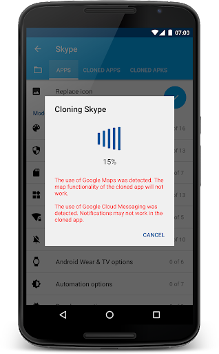 App Cloner - screenshot
