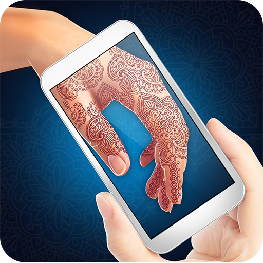 Henna Tattoo Camera Simulator