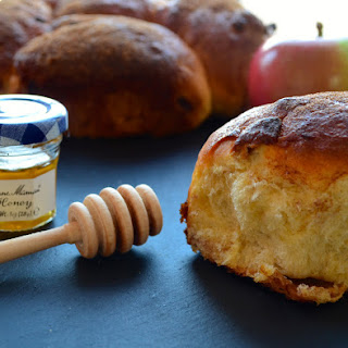 """Apples and Honey"" Challah"