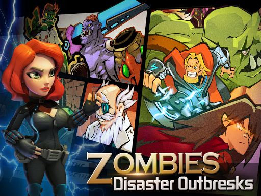 Clash of Zombies 2uff1aHeroes Game  screenshots 7
