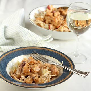 Cider Chicken & Noodles