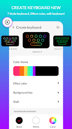 LED Keyboard Lighting - Mechanical Keyboard RGB APK screenshot thumbnail 6