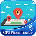 Live Mobile Number Tracker - GPS Phone Tracker icon