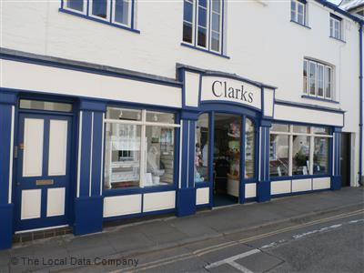 Clarks Nursery On Lion Street Goods Accessories In Town Centre Brecon Ld3 7hy