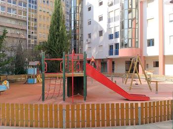 Parque Infantil Parque Europa