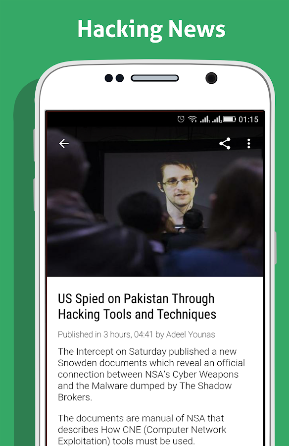 The Tech - Tech News Pakistan- screenshot