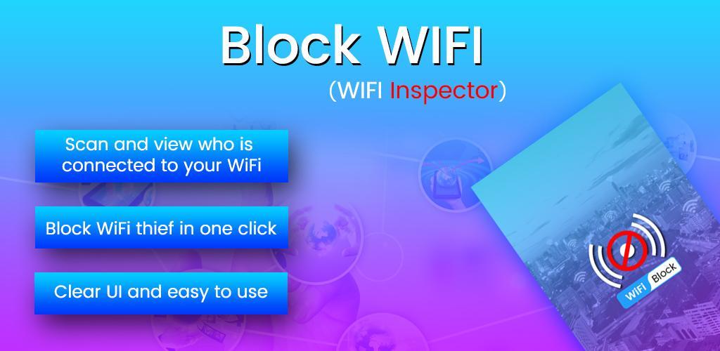 Download Block WiFi - WiFi Inspector APK latest version app