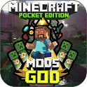 GOD mods for Minecraft PE icon